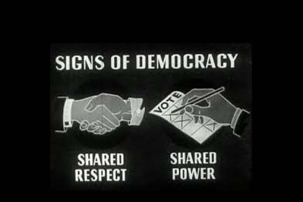 Signs of Democracy