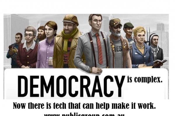 Democracy is complex