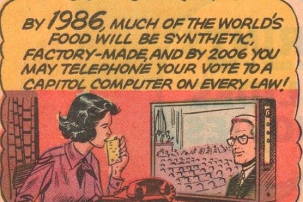 The future of Democracy