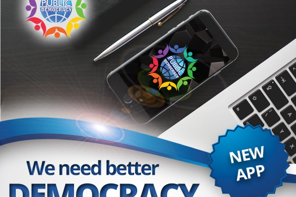 A New App for a better democracy