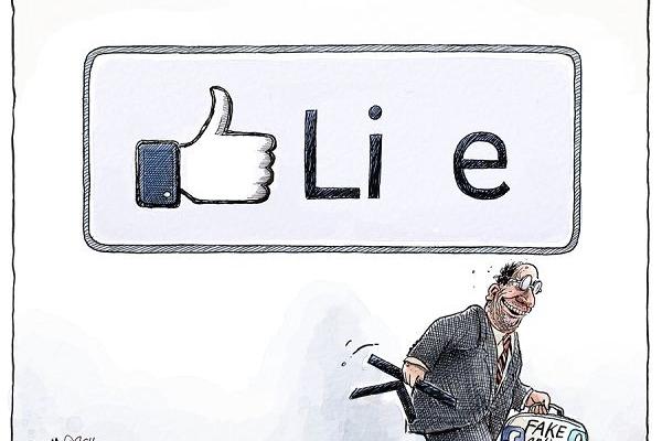 Danger of Fake News on social media